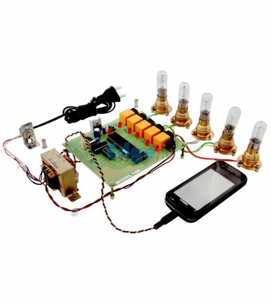 Electronics empire gsm based home automation thumbnail 3 solutioingenieria Gallery