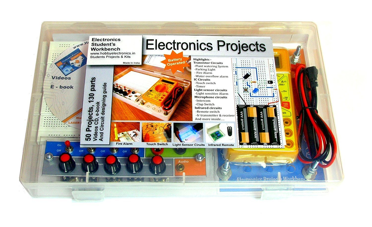 Electronics Empire Projects Timer Based Proojects Img