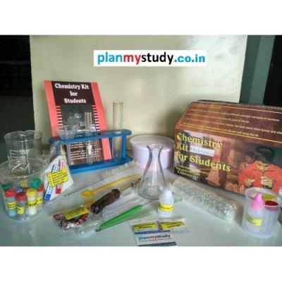 Plan my study chemistry kit for students for class 5 to 12 do it yourself diy science kit thumbnail 3 thumbnail 3 solutioingenieria Gallery